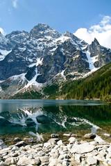 Fototapete - Polish Tatra mountains Mieguszowiecki picks