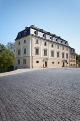 Herzogin Anna Amalia Bibliothek in Weimar, Deutschland