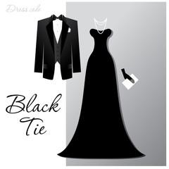 black-tie