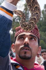 Encantador de serpientes