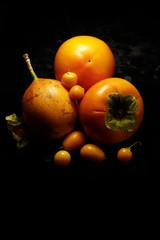 Früchte Orange