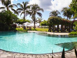 sunny beach, Bali