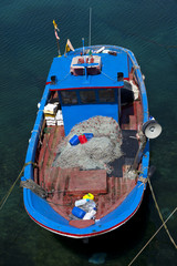 italian fishboat