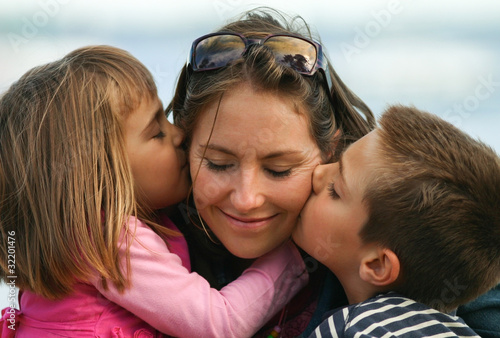 nous t'aimons maman