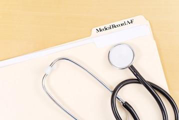 Medical File Folder
