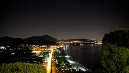 Panorama di Pozzuoli