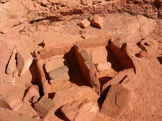 Native American Anasazi Manos and Metates