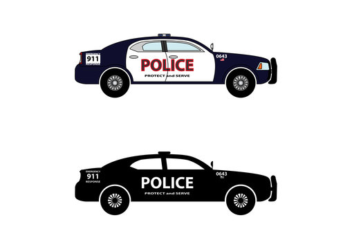 Police car 7