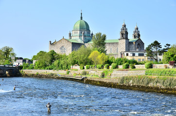 Cathedral of Our Lady and St Nicholas in Galway, Ireland