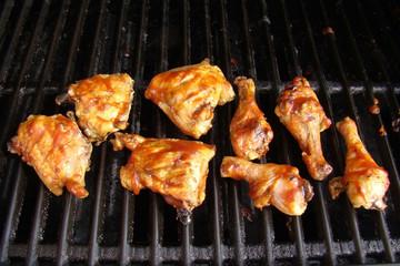 BBQed Chicken