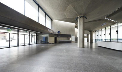 entrata del palacongressi di Lugano