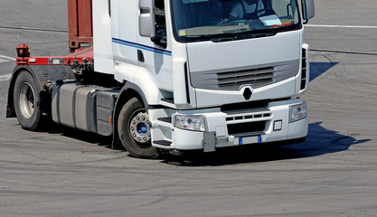 truck transports