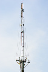 mobile antenna tower