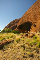 Uluru base, NT Australia