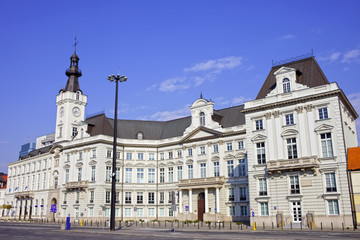Jablonowskich Palace in Warsaw