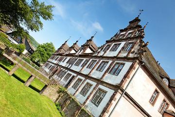 Schloss Bevern bei Holzminden