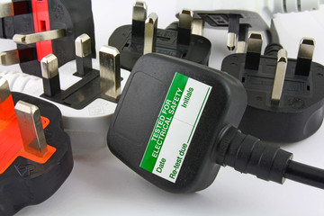 blank pat test uk plugs
