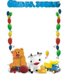 Kindergeburtstag / Geburtstag