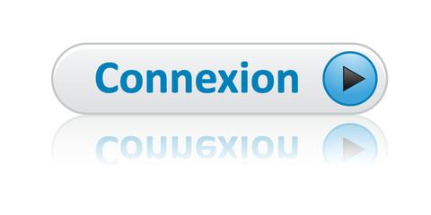 """Bouton Web """"CONNEXION"""" (se connecter accès internet cliquer ici)"""