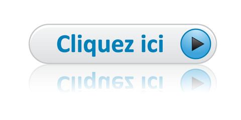 """Bouton Web """"CLIQUEZ ICI"""" (clic cliquer connexion souris curseur)"""