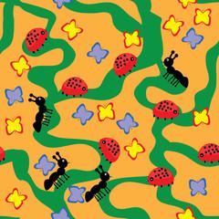 Cheerful children wallpaper