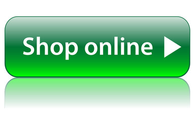 """SHOP ONLINE"" Web Button (add to cart my basket buy order now)"