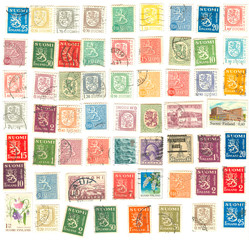 finland stamps