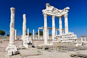 Foto op Aluminium Turkije Temple of Trajan
