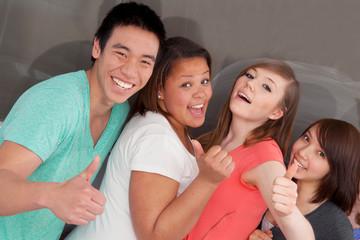 Studenten auf Erfolgskurs 3