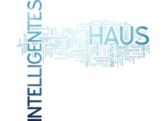 Intelligentes Haus