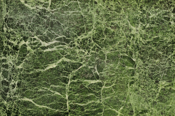 Green marble surface background