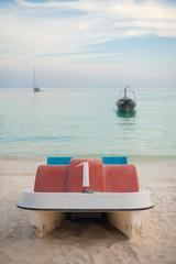 Rental Paddleboat Beach Koh Lipe