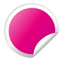 Rosa Sticker