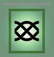 Celtic Knot Pattern 1