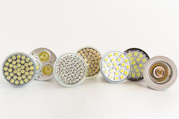 LED lamps GU10