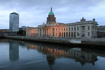 Dublin's Custom House