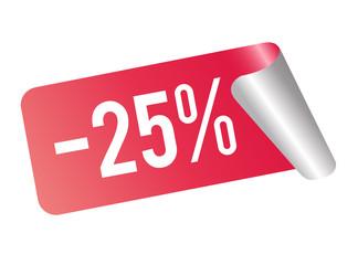 25% Sale