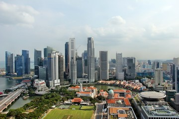 Foto op Plexiglas Singapore Singapore