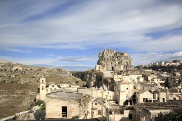 Matera città dei Sassi e della Murgia