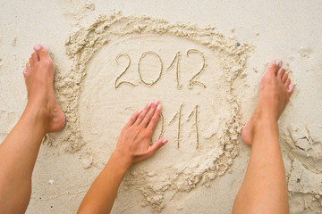 The expiring year 2011