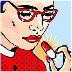 Pharmaceutical or pill capsules as vector illustrations. Illustr