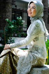 traditional moslem fashion