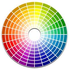Color Wheel  (192 Colors)
