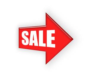 red arrow sale
