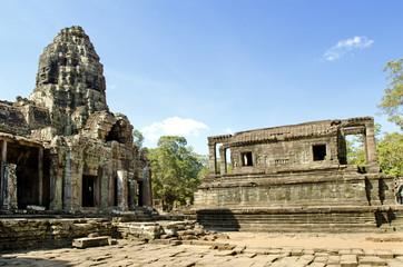 angkor wat temple near siem reap cambodia