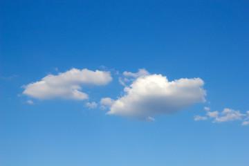 Wolken im Sonnenschein #1