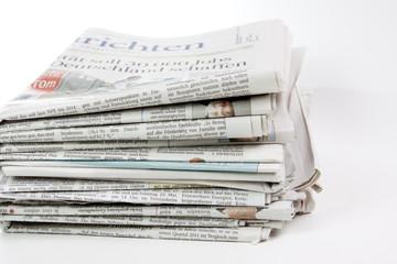 Zeitschriften Tageszeitungen Sammlung