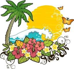 Landscape of the tropics