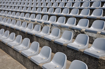 Foto op Plexiglas Stadion GRADINATE