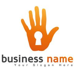 image logo securite